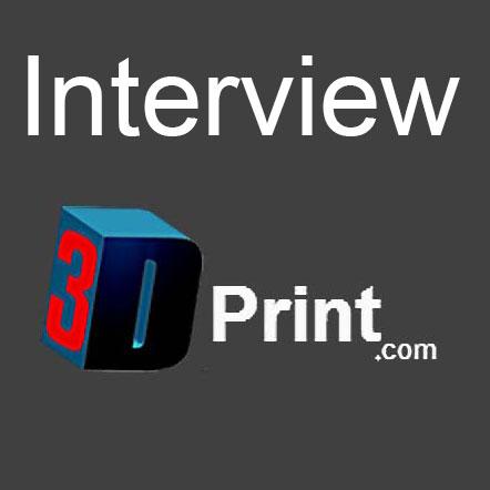 مصاحبه اختصاصی 3dPrint.com با نیکانو