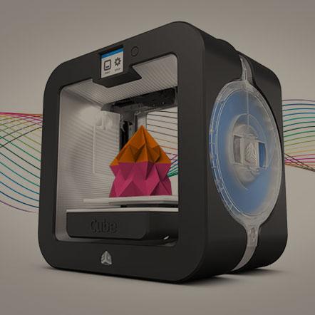 راهنمای جامع پرینت سه بعدی (دانلود رایگان)