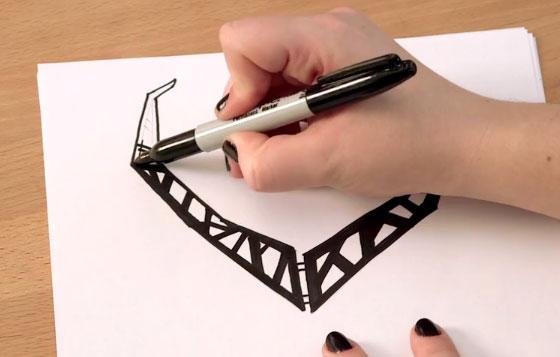 پرینت سه بعدی فایل های دو بعدی از طریق نرم افزار New Shape Maker