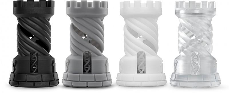 رزین های استاندارد - خدمات پرینت سه بعدی SLA نیکانو