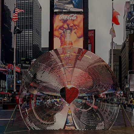 قلب ولنتاین با پرینتر سه بعدی SLA