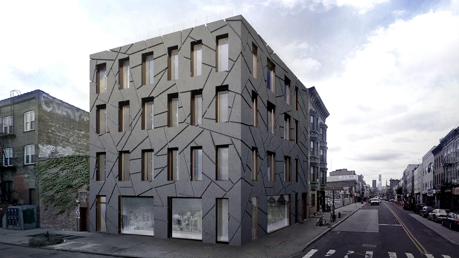 پرینتر سه بعدی و ساخت قالب های بتنی ساختمان
