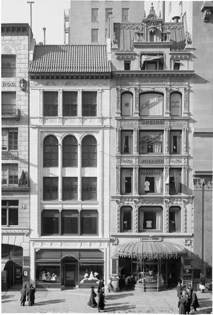 ساختمان قدیمی خیابان نیویورک - خدمات پرینت سه بعدی نیکانو