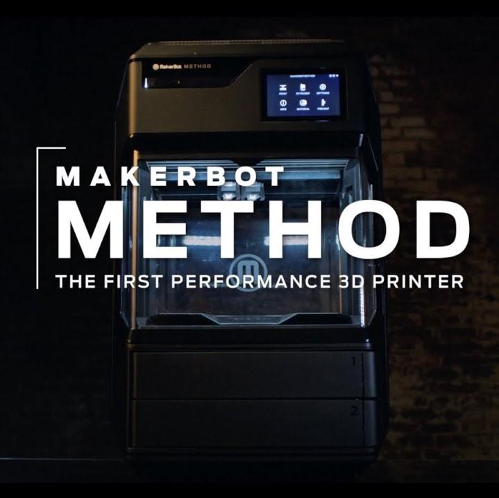 معرفی پرینتر سه بعدی Makerbot Method